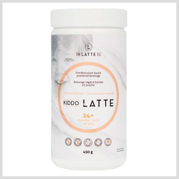 bouteille kiddo latte