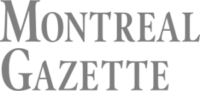Logo de Montreal Gazette